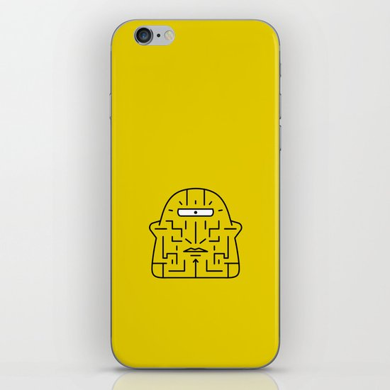 Arrogant iPhone & iPod Skin