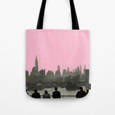 New York Nights Tote Bag