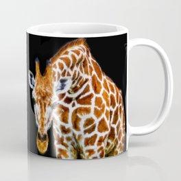 Graffic Giraffe Coffee Mug