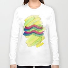 Aquarius Flow Long Sleeve T-shirt