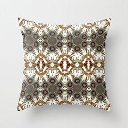 Resurrect Pattern 1 Throw Pillow