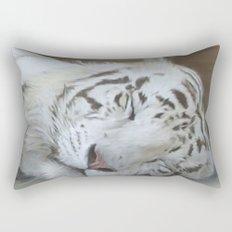 My White Tiger Rectangular Pillow