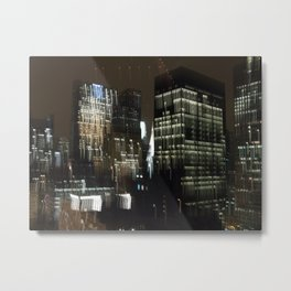 View from Roof Metal Print