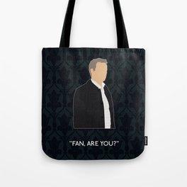 The Final Problem - Greg Lestrade Tote Bag