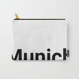 Munich Carry-All Pouch
