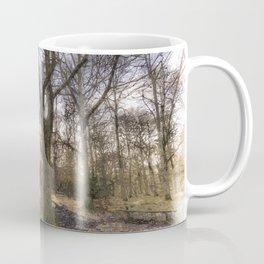 Early Morning Forest Art Coffee Mug