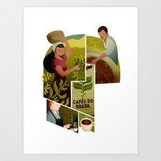 Fair Trade Art Print