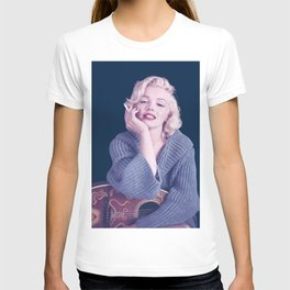 Marylin Monroe Pastel color Print Poster06 T-shirt