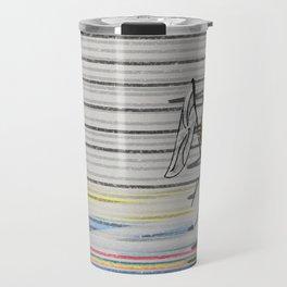 Porta-bandeira / Flag bearer Travel Mug
