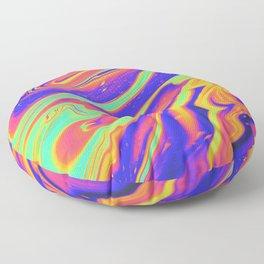 EYES ON FIRE Floor Pillow