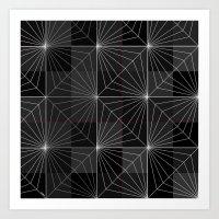 diamond Art Prints featuring Diamond by Dood_L