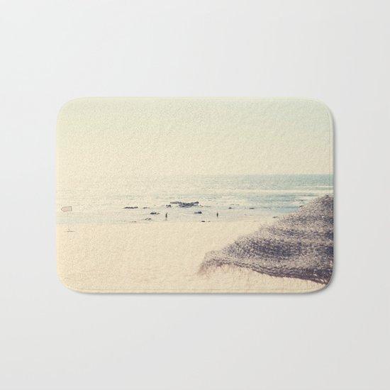 beach dreams Bath Mat