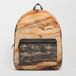 The Log Backpack