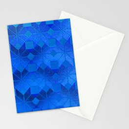 Twilight, Snowflakes #31 Stationery Cards