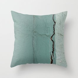 Ambient Power (with a touch of Texture) Throw Pillow