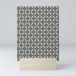 Good Fortune - Grey Mini Art Print