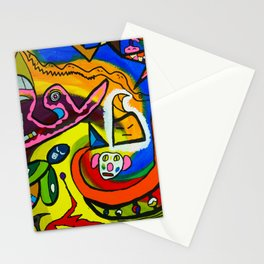 Magic party Stationery Cards