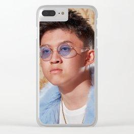 RICH BRIAN AMEN Clear iPhone Case
