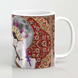 Intelligence and Beauty  Coffee Mug