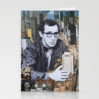 manhattan Stationery Cards featuring Manhattan by John Turck
