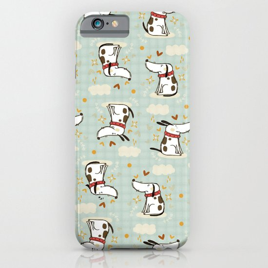 DOGGY IN THE SKY iPhone & iPod Case