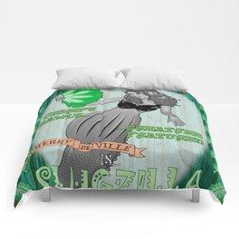 Slug Lady Comforters