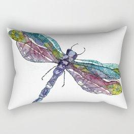 Whimsical Dragonfly Rectangular Pillow