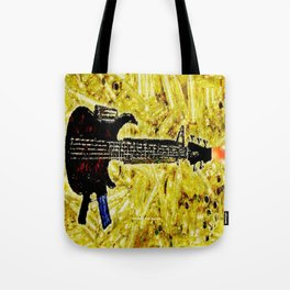 ROCK AND ROLL - 017 Tote Bag