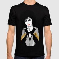 Siouxsie Sioux MEDIUM Mens Fitted Tee Black