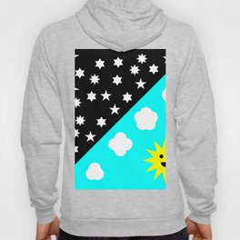 Night and Day Skies Hoody