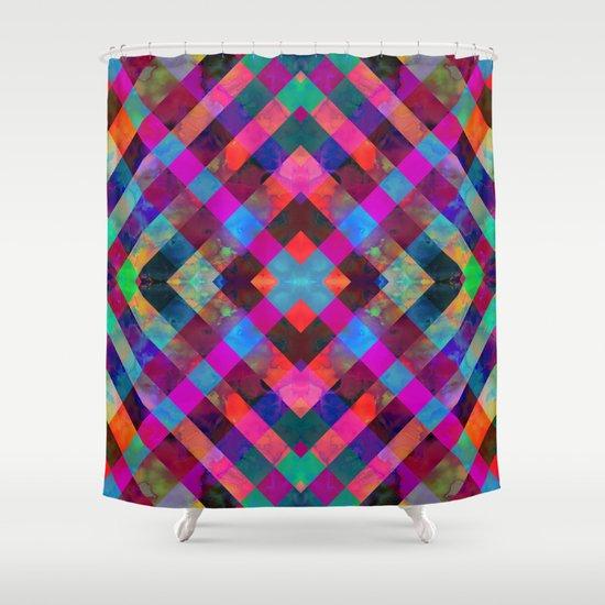 Rio Plaid Shower Curtain