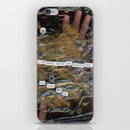 My fire iPhone Skin