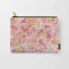 Cracow map Carry-All Pouch