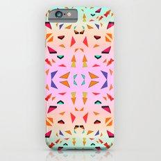 Triangle Tropical Confetti  Slim Case iPhone 6s