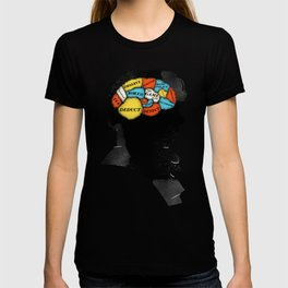 Sherlock Phrenology T-shirt
