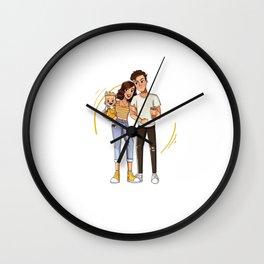 colleen ballinger Wall Clock