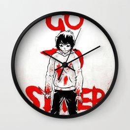 Jeff, The Killer Wall Clock
