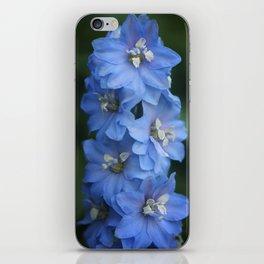 Madame Delphinium iPhone Skin