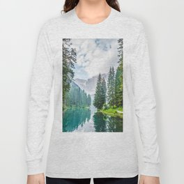 The Place To Be Long Sleeve T-shirt