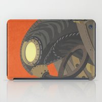 bioshock iPad Cases featuring SongBird - BioShock Infinite by LindseyCowley