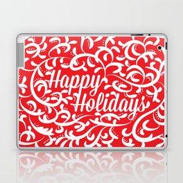Holiday Swirl Laptop & iPad Skin
