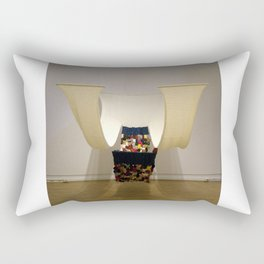 Tell Me Your Story Rectangular Pillow