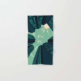 Solitary Dream Hand & Bath Towel