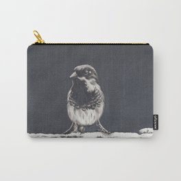 'Sedentary Winter's Morning' Carry-All Pouch