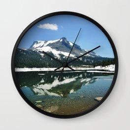 Tiago Lake, Ca Wall Clock
