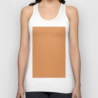 persian Tank Tops featuring Persian orange by List of colors