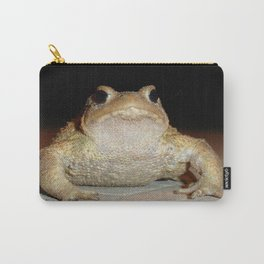 Common European Toad Carry-All Pouch