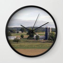 Strasburg Railroad Series 15 Wall Clock