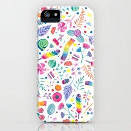 Candy Garden iPhone Case