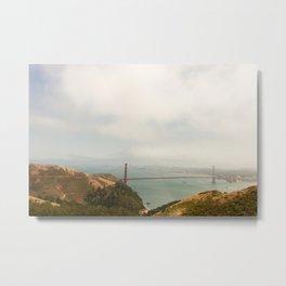 San Francisco Metal Print